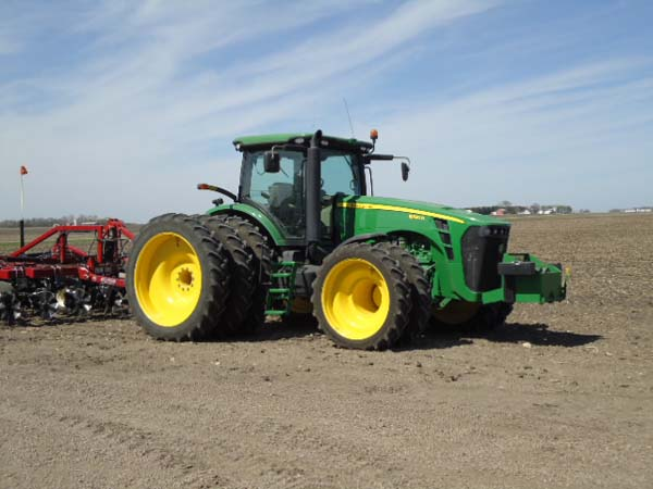 JD 8320R 380-90R54 and 320-80R42 001-