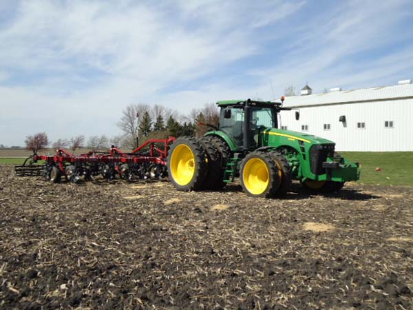 JD 8320R 380-90R54 and 320-80R42 010-