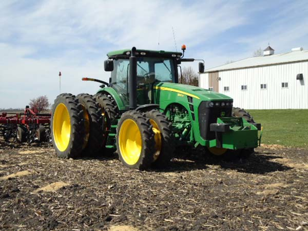 JD 8320R 380-90R54 and 320-80R42 012-